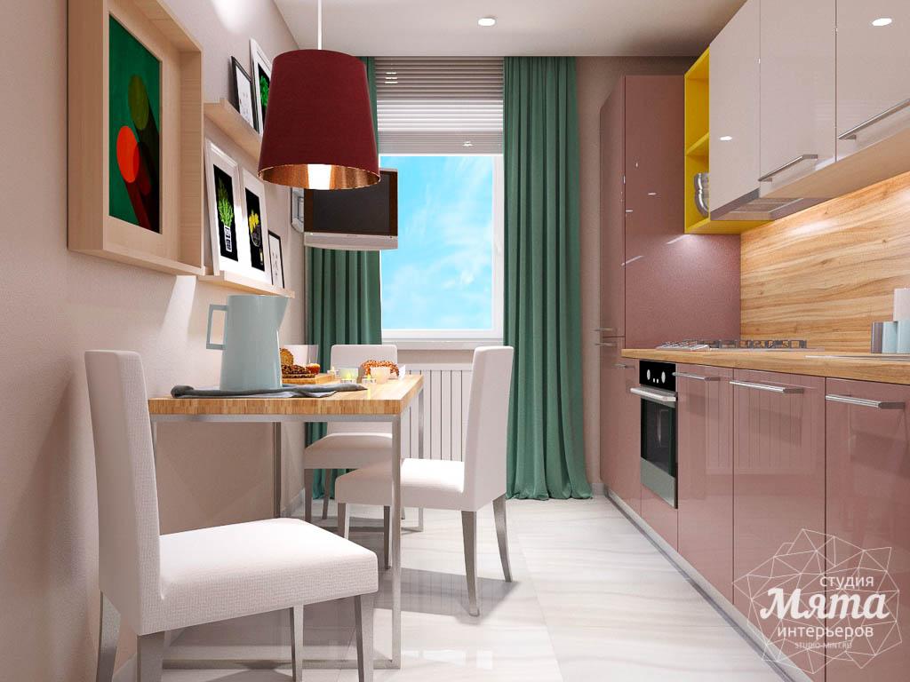 Дизайн интерьера трехкомнатной квартиры по ул. Куйбышева 102 img267964690