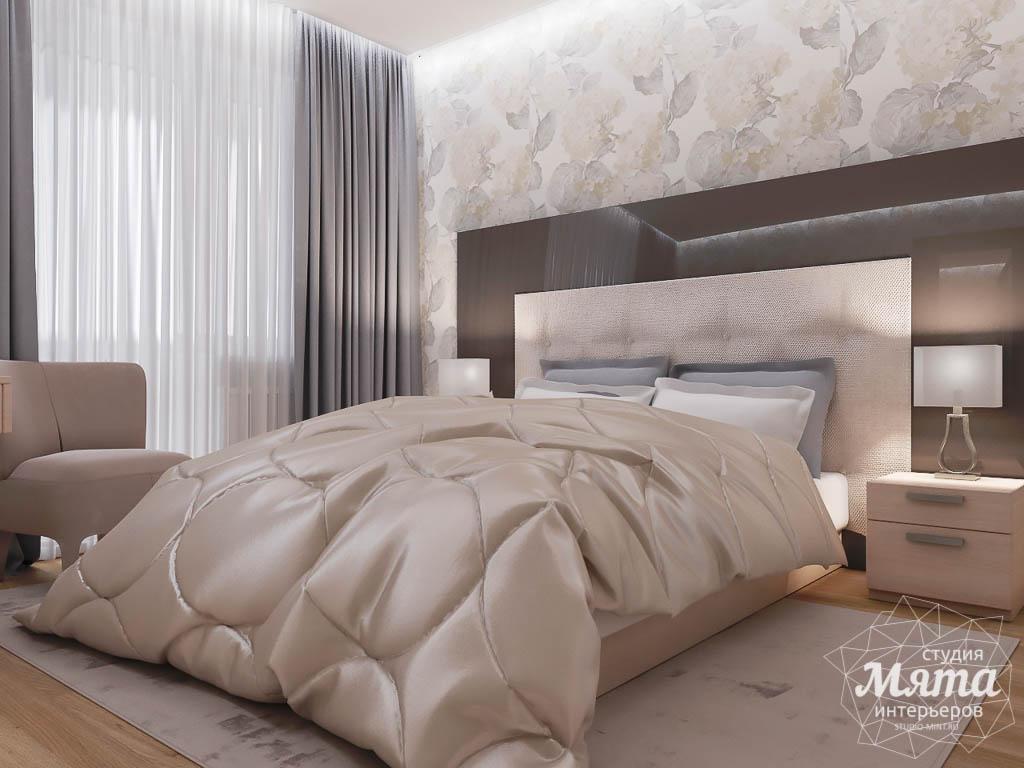 Дизайн интерьера трехкомнатной квартиры по ул. Куйбышева 102 img27001052