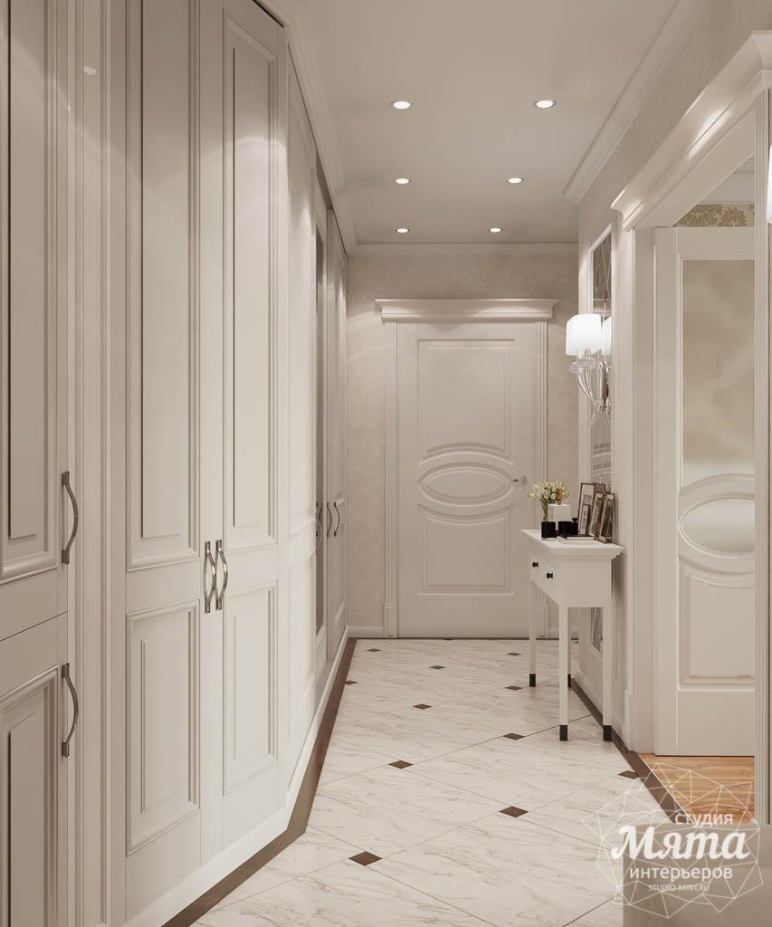 Дизайн интерьера однокомнатной квартиры ЖК Солнечный Остров img2062246140