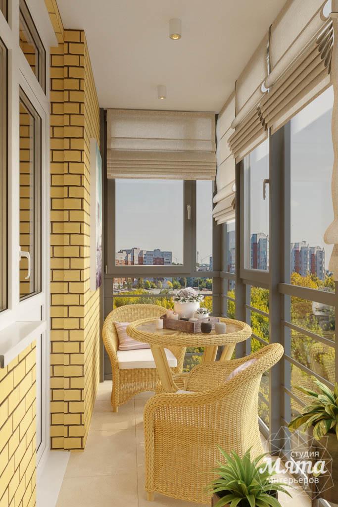 Дизайн интерьера однокомнатной квартиры ЖК Солнечный Остров img1037448798