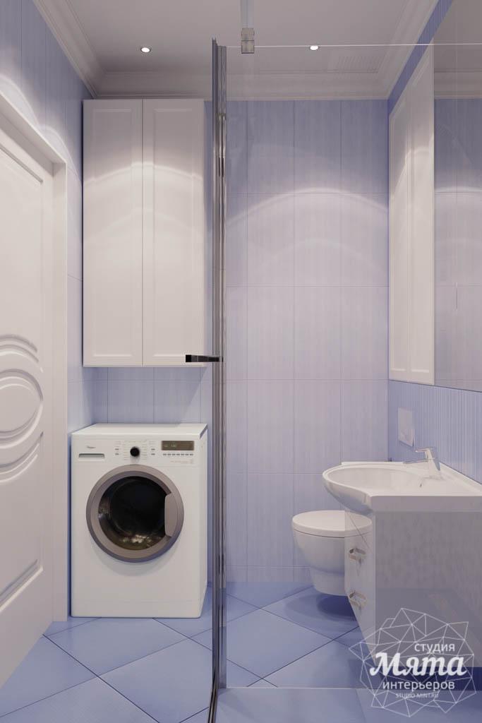 Дизайн интерьера однокомнатной квартиры ЖК Солнечный Остров img799206314
