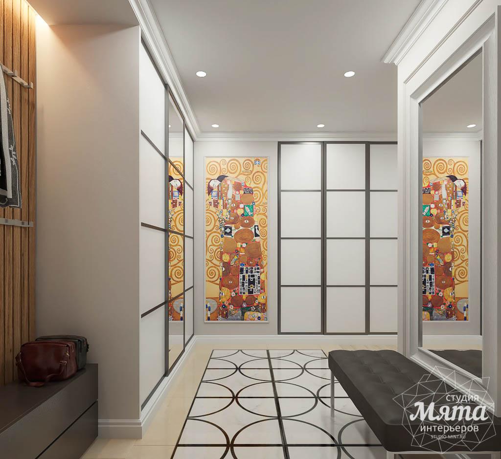 Дизайн интерьера трехкомнатной квартиры в ЖК Малевич img496308362