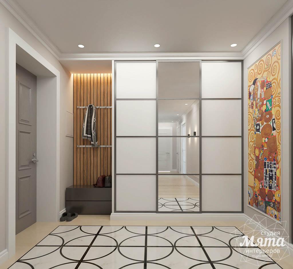 Дизайн интерьера трехкомнатной квартиры в ЖК Малевич img894815595