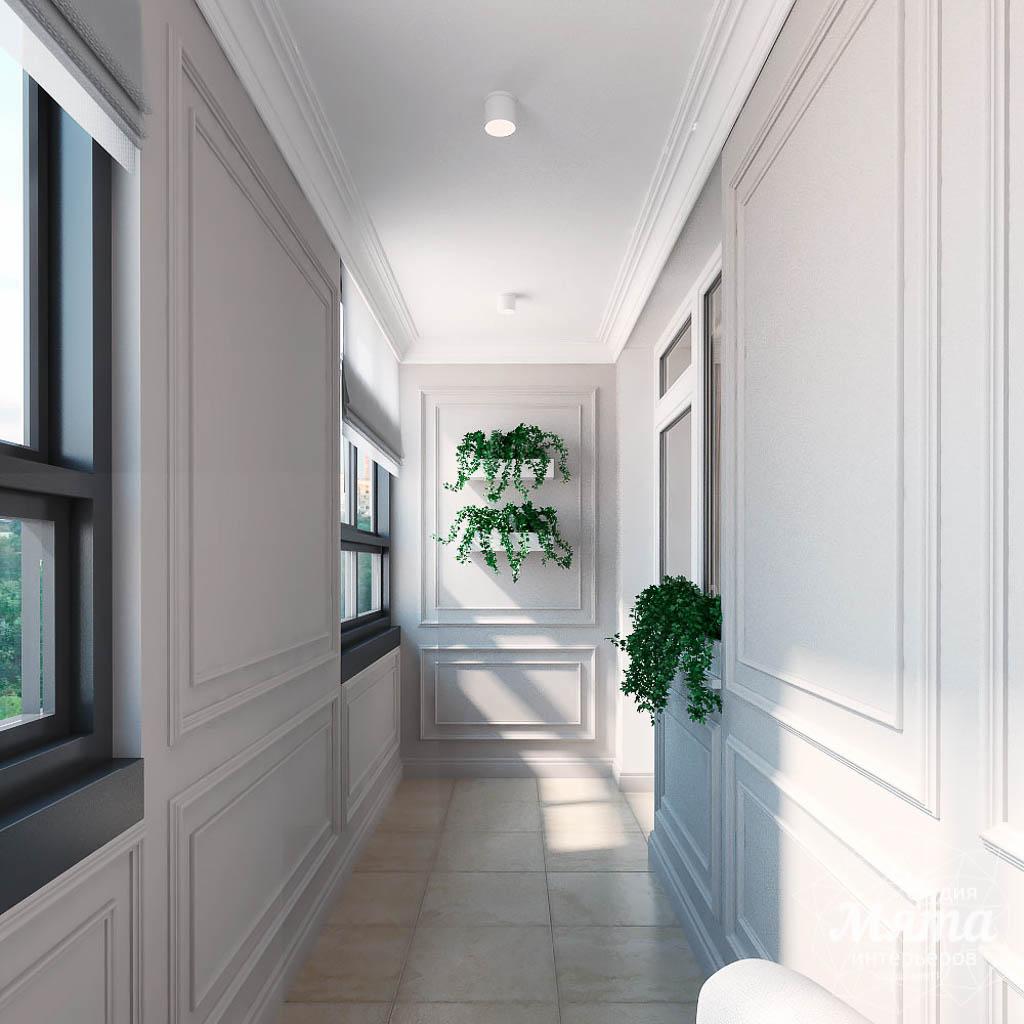 Дизайн интерьера трехкомнатной квартиры в ЖК Малевич img185965475