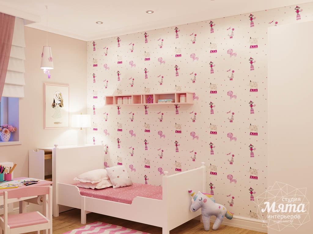 Дизайн интерьера трехкомнатной квартиры по ул. Фурманова 103 img1014446955