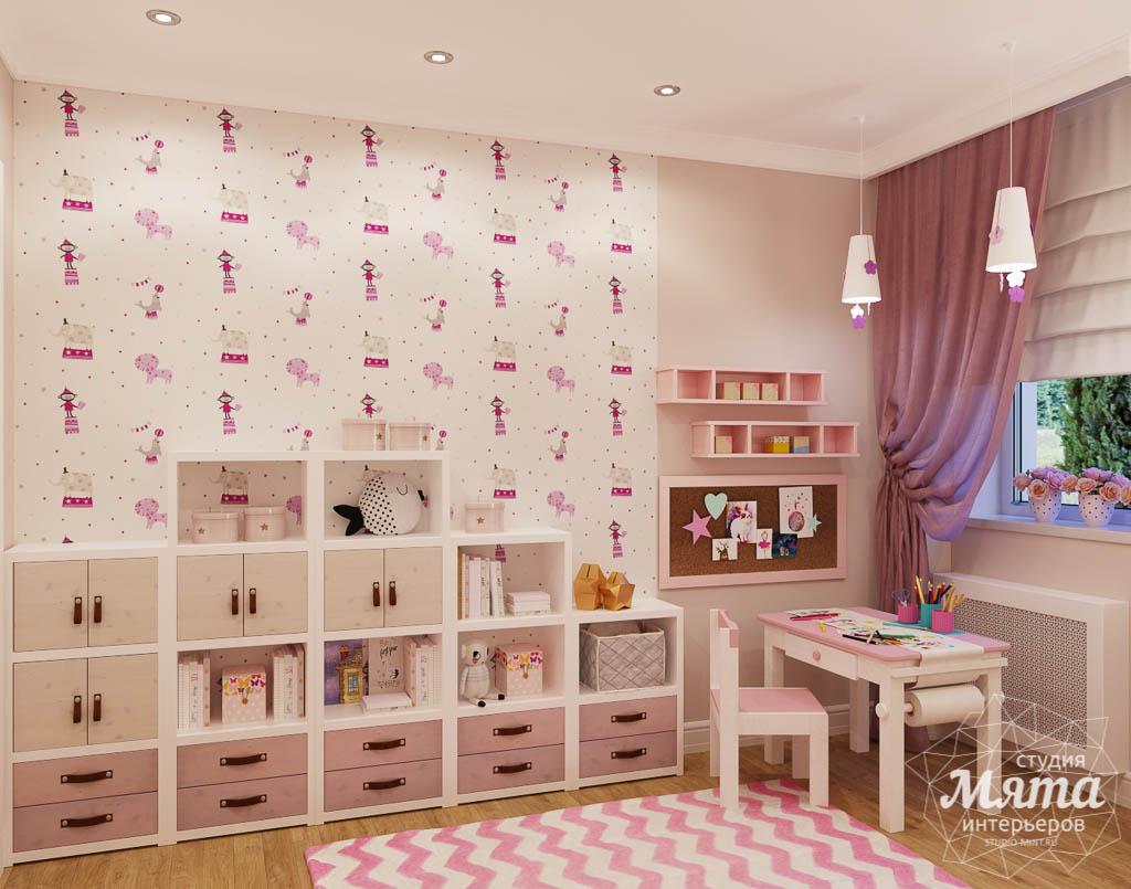 Дизайн интерьера трехкомнатной квартиры по ул. Фурманова 103 img1910509609