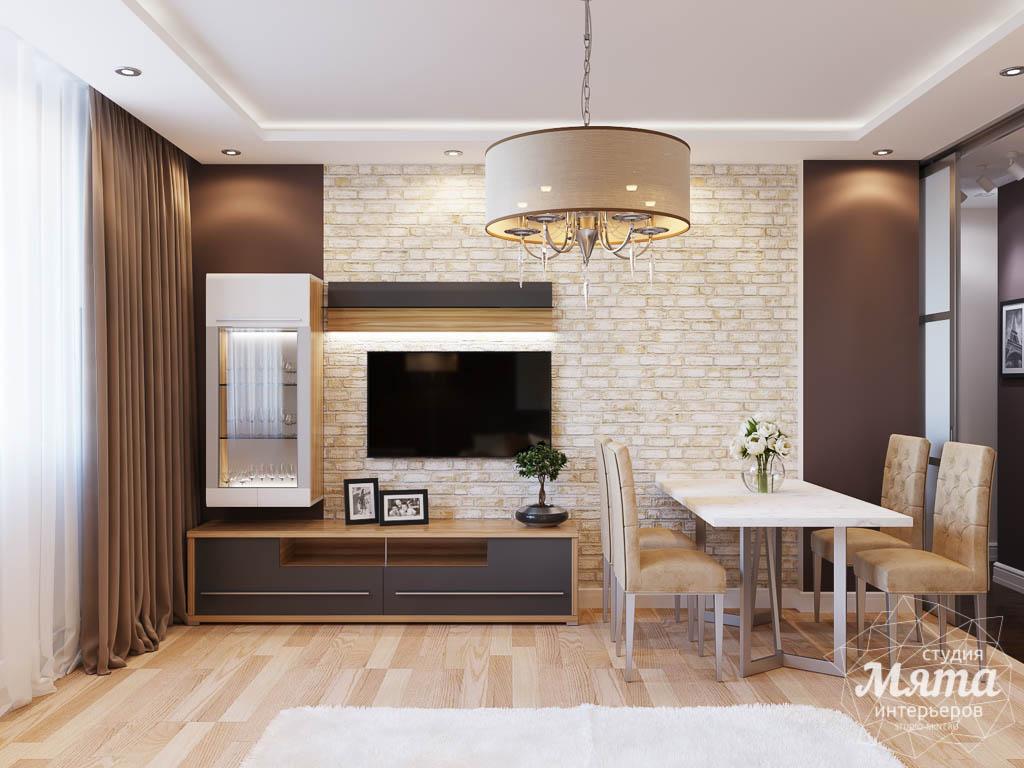Дизайн интерьера трехкомнатной квартиры по ул. Фурманова 103 img358898502