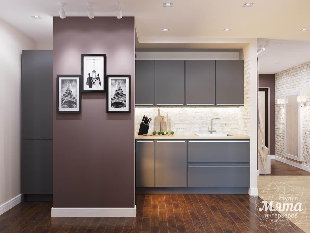 Дизайн интерьера трехкомнатной квартиры по ул. Фурманова 103 img2070299886
