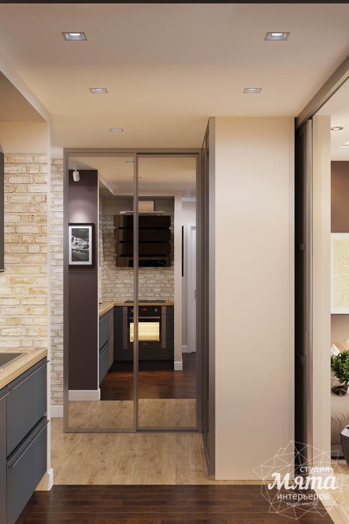 Дизайн интерьера трехкомнатной квартиры по ул. Фурманова 103 img237787651