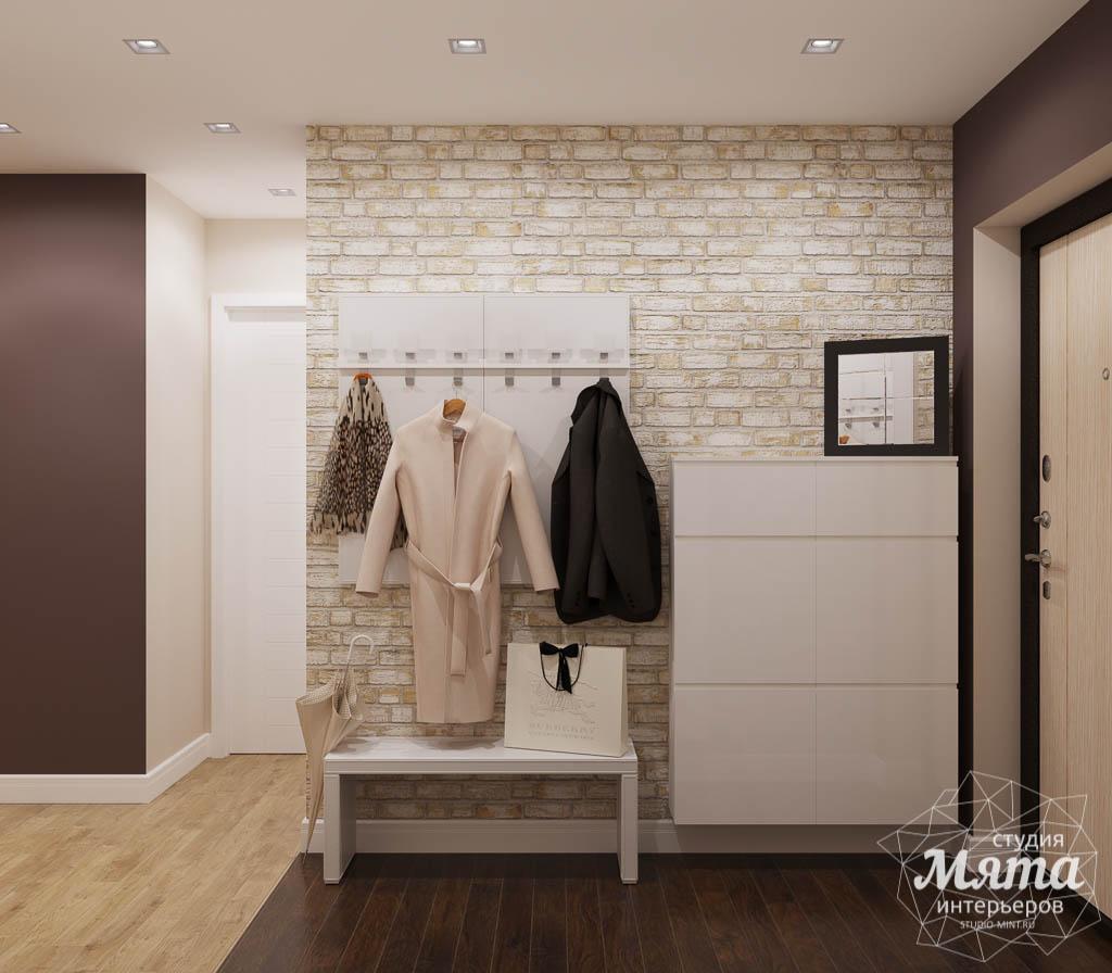 Дизайн интерьера трехкомнатной квартиры по ул. Фурманова 103 img1411328531