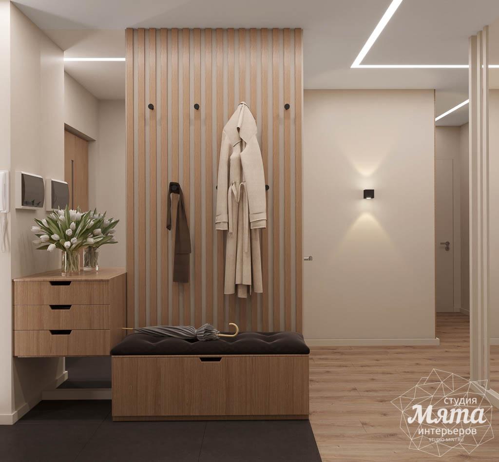 Дизайн интерьера двухкомнатной квартиры в ЖК Расточная img244165917