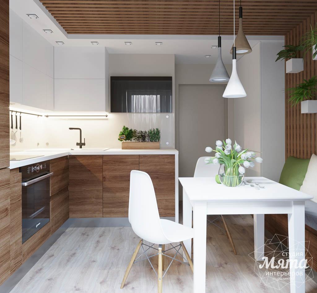 Дизайн интерьера двухкомнатной квартиры в ЖК Расточная img24022512