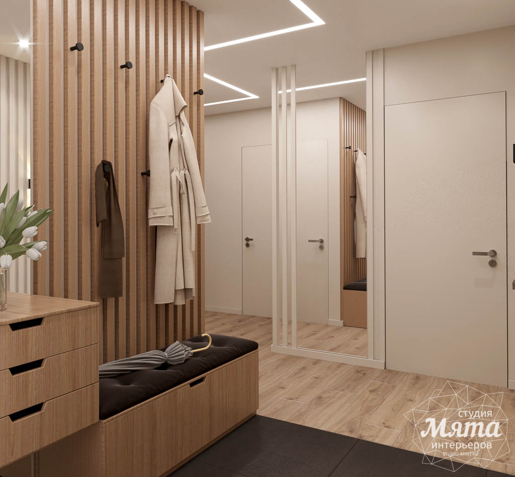 Дизайн интерьера двухкомнатной квартиры в ЖК Расточная img1292379483