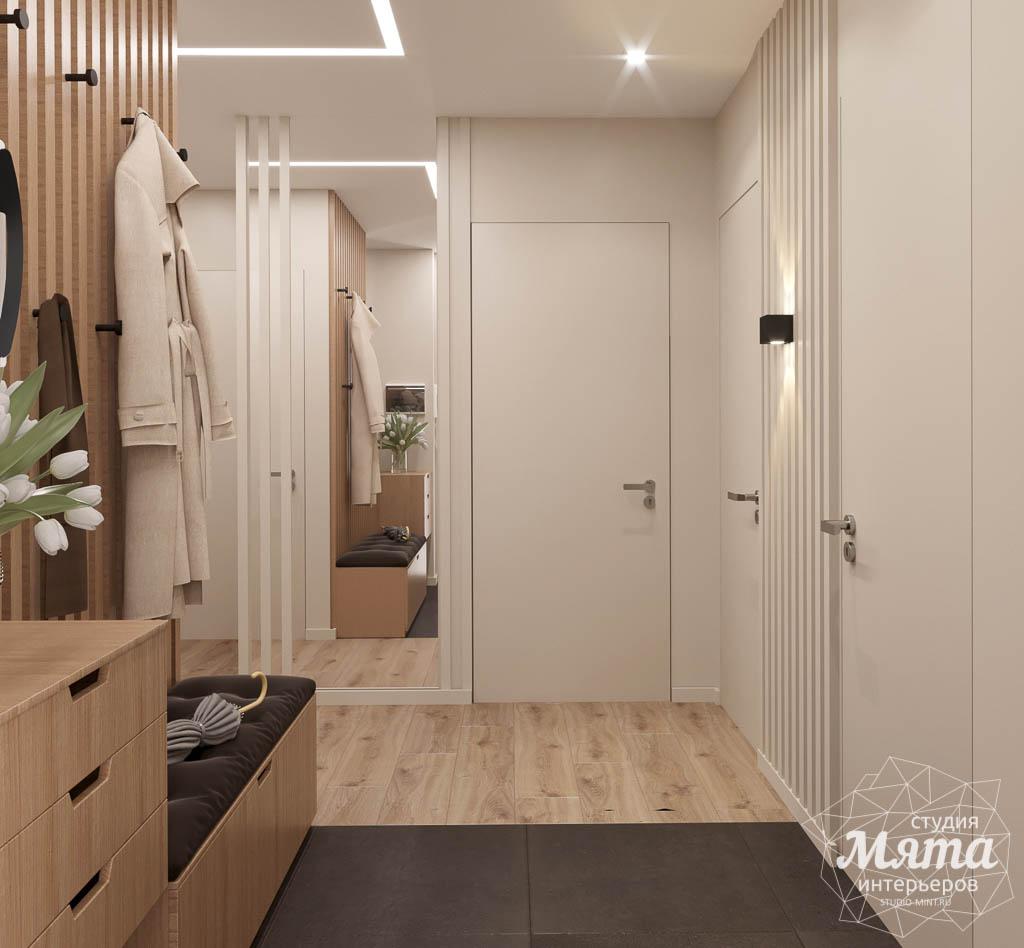 Дизайн интерьера двухкомнатной квартиры в ЖК Расточная img1018917287