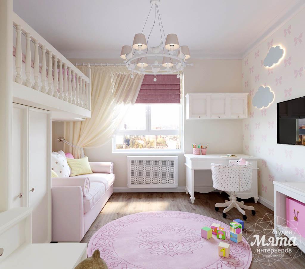 Дизайн интерьера двухкомнатной квартиры в ЖК Расточная img1038816325