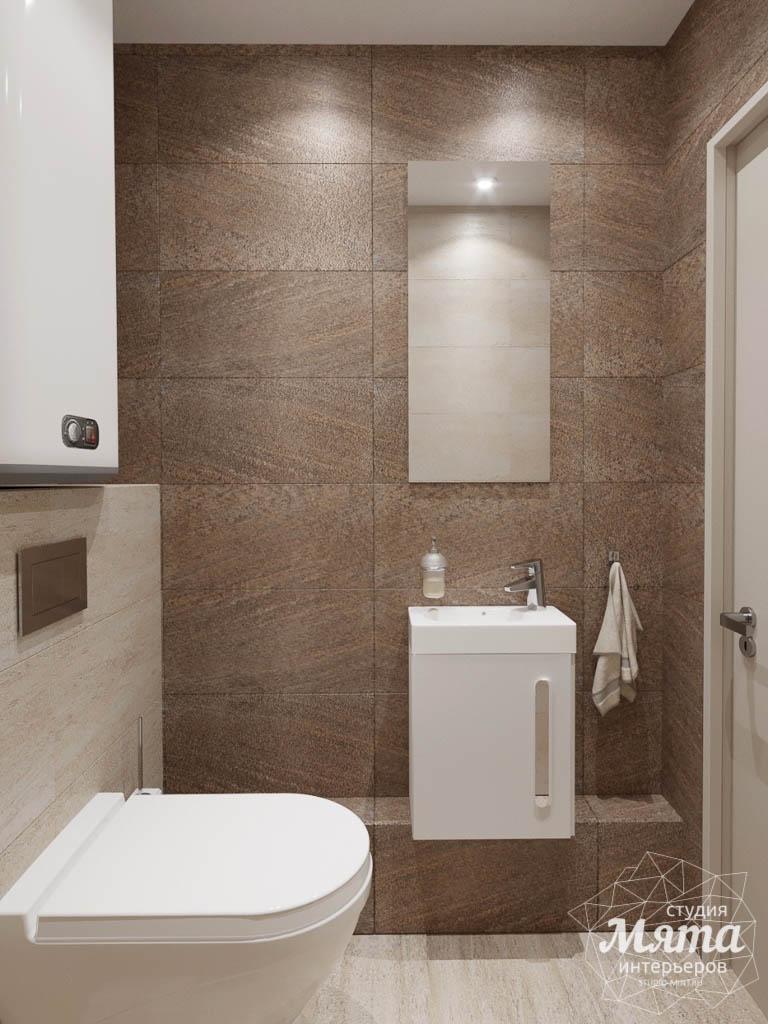 Дизайн интерьера двухкомнатной квартиры в ЖК Расточная img1038122010