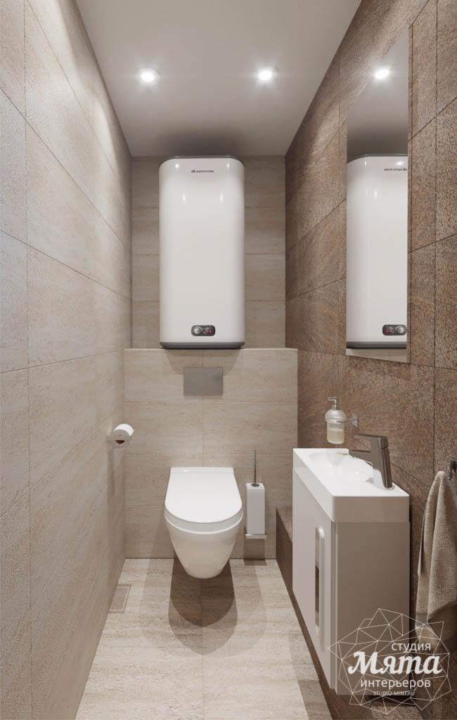 Дизайн интерьера двухкомнатной квартиры в ЖК Расточная img1835402291