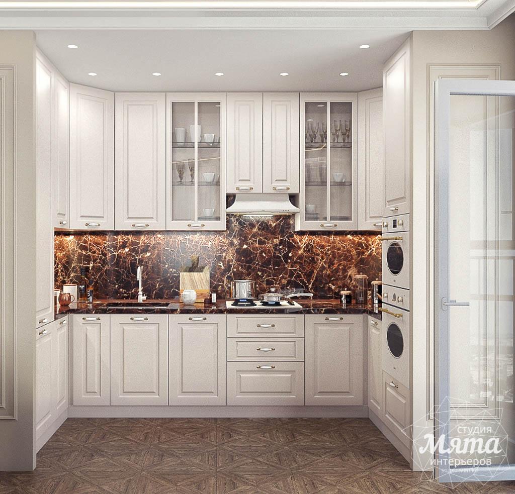 Дизайн интерьера гостиной и санузлов четырехкомнатной квартиры в ЖК Флагман img1457724301