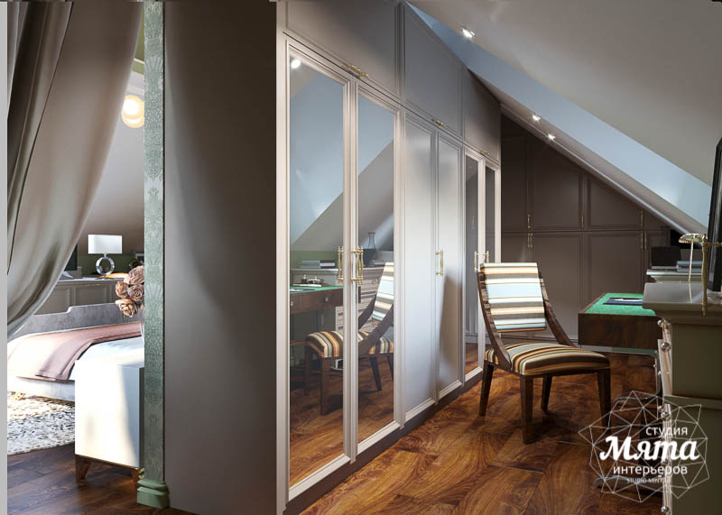 Дизайн интерьера и ремонт коттеджа г. Асбест img1283754382