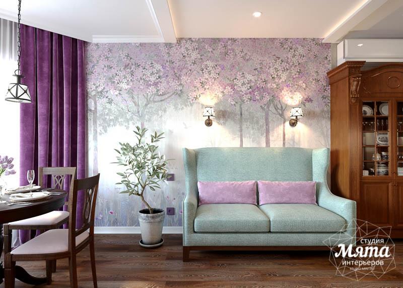 Дизайн интерьера кухни в коттедже п. Верхнее Дуброво img416440910