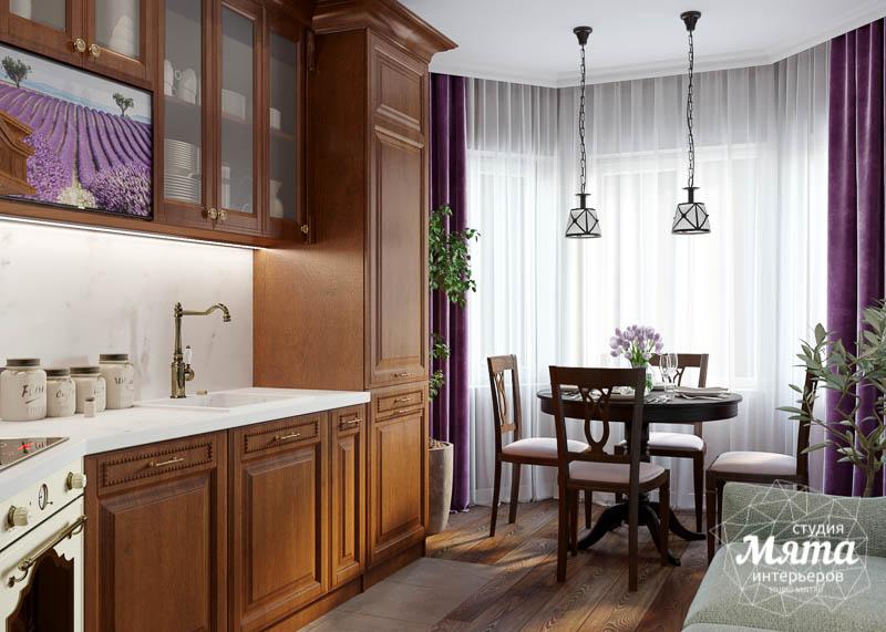 Дизайн интерьера кухни в коттедже п. Верхнее Дуброво img2043853285