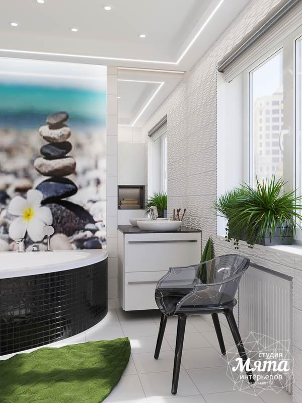Дизайн интерьера ванной комнаты в г. Каменск-Уральский img1875697805