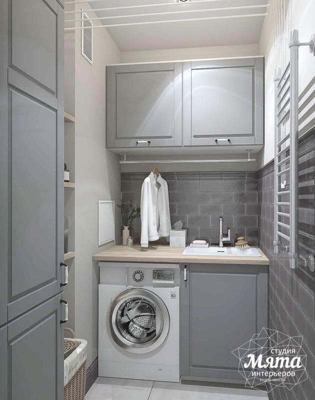 Дизайн интерьера прачечной комнаты квартиры в ЖК Менделеев img672930014