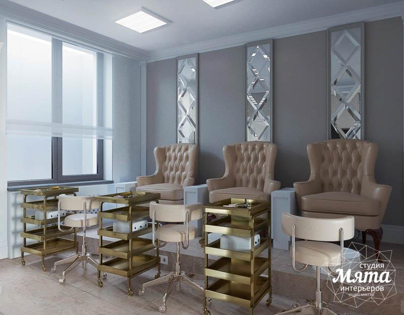 Дизайн интерьера и ремонт салона красоты в ЖК Флагман img2098659996