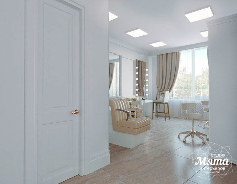 Дизайн интерьера и ремонт салона красоты в ЖК Флагман img513152849