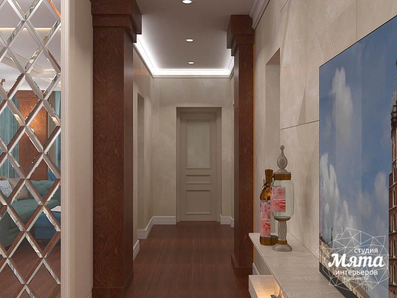 Дизайн интерьера квартиры в стиле современной классики в ЖК Вивальди img1952598785