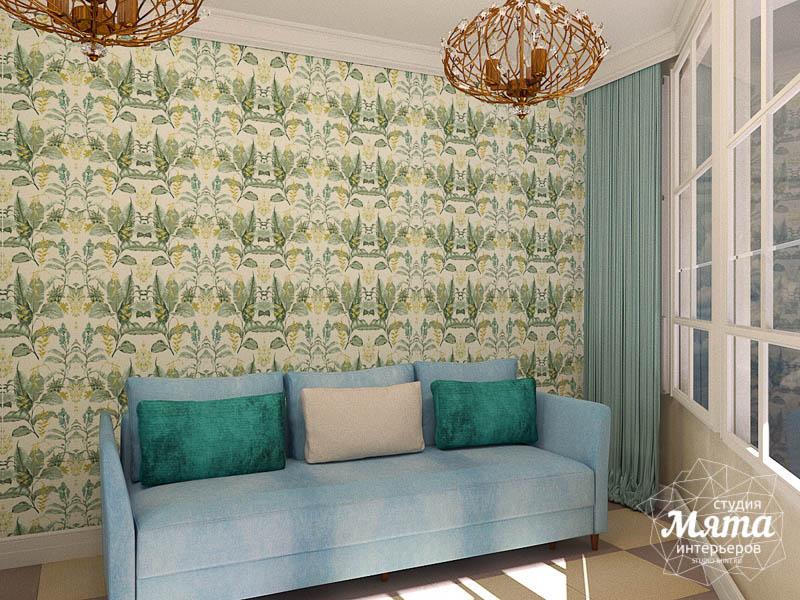Дизайн интерьера квартиры в стиле современной классики в ЖК Вивальди img1724354841