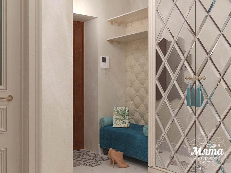 Дизайн интерьера квартиры в стиле современной классики в ЖК Вивальди img679046157