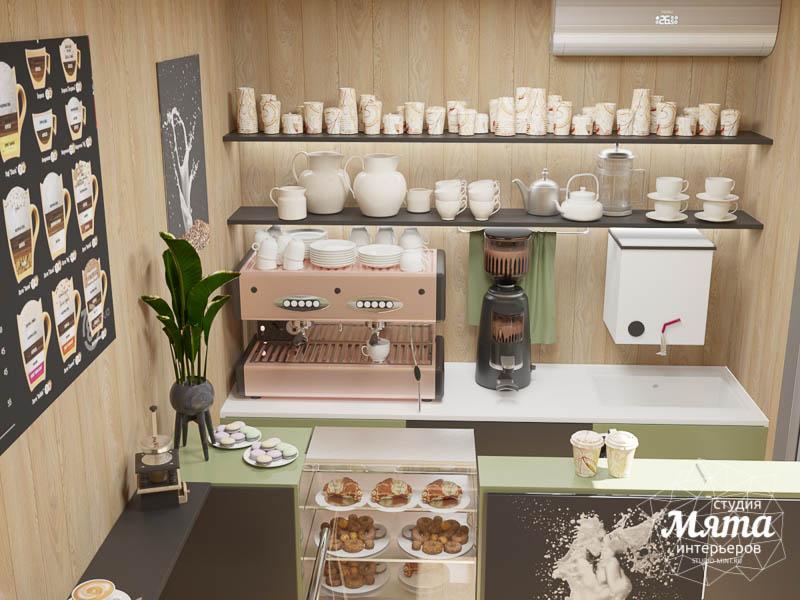 Дизайн интерьера маленькой кофейни по ул. Боровая 19 img1165829512