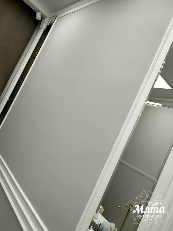 Дизайн интерьера и ремонт салона красоты в ЖК Флагман 14