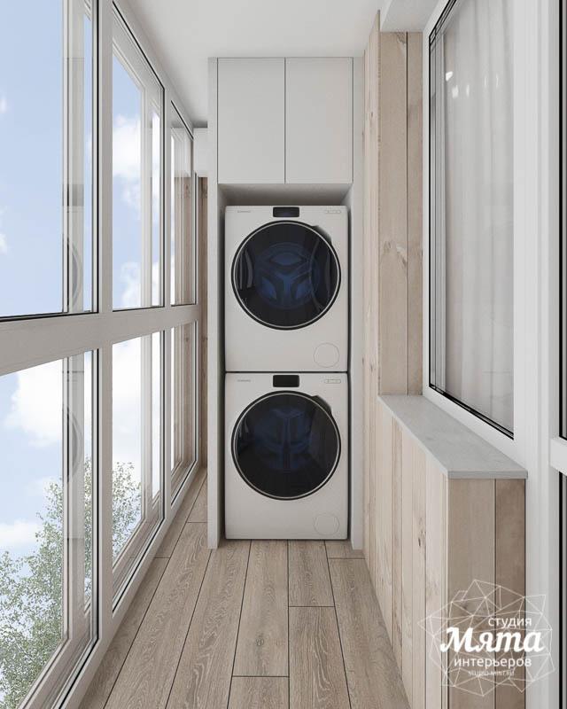 Дизайн интерьера трехкомнатной квартиры в ЖК Дом у пруда ... img1762905329