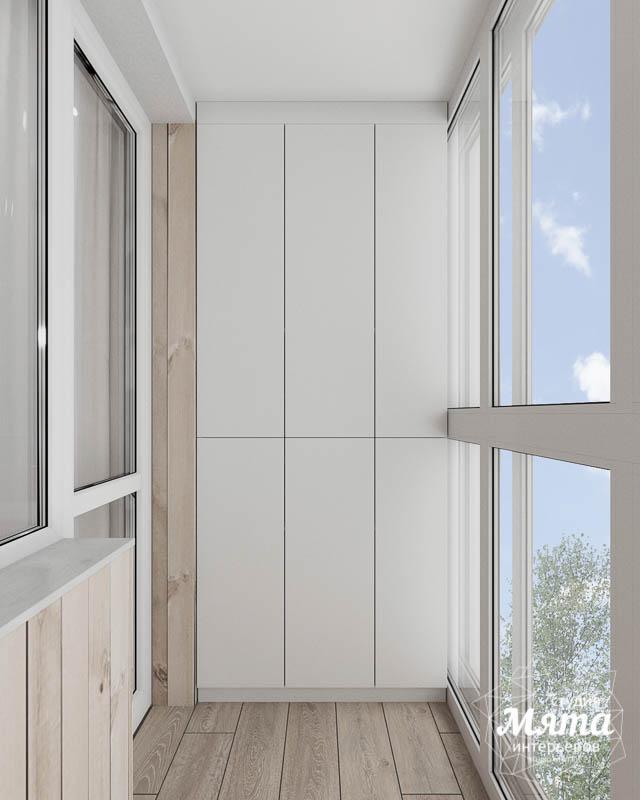 Дизайн интерьера трехкомнатной квартиры в ЖК Дом у пруда ... img936732247