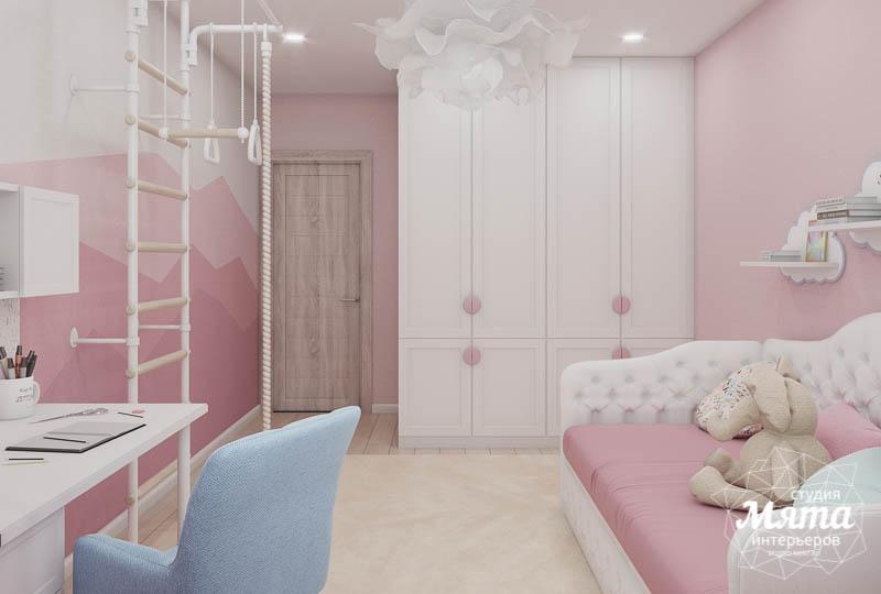 Дизайн интерьера трехкомнатной квартиры в ЖК Дом у пруда ... img604762469