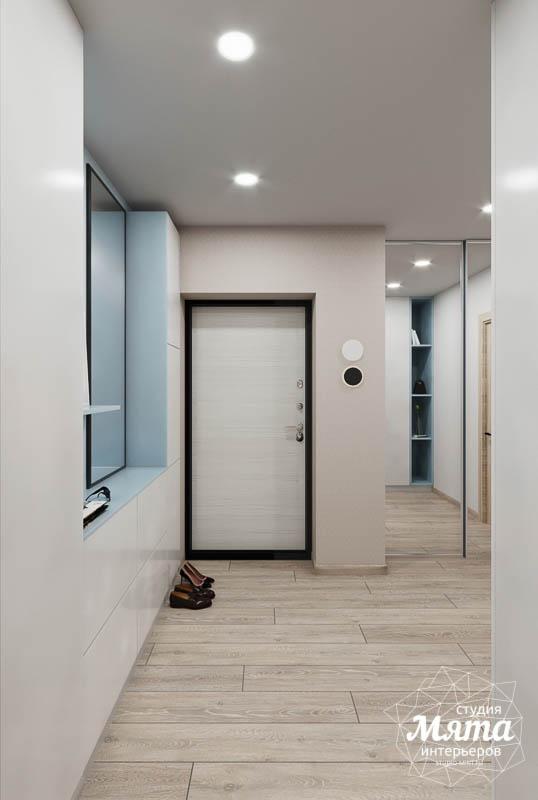 Дизайн интерьера трехкомнатной квартиры в ЖК Дом у пруда ... img638295415