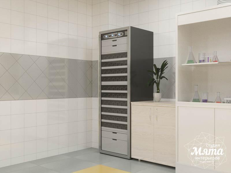 Дизайн интерьера ветеринарной станции г. Екатеринбурга img1617546146