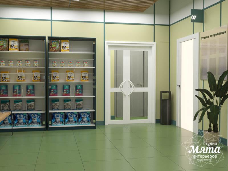 Дизайн интерьера ветеринарной станции г. Екатеринбурга img1729253271