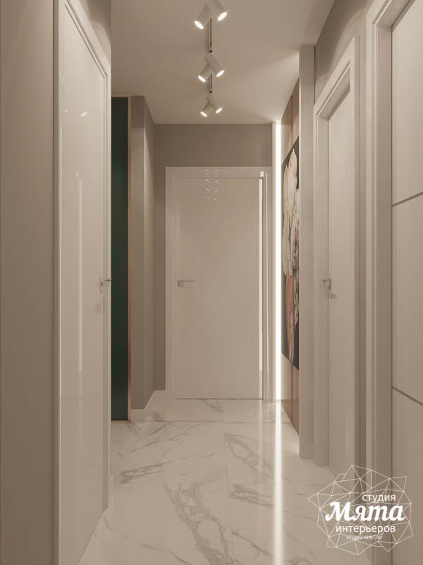 Дизайн интерьера двухкомнатной квартиры в ЖК Репин Парк img202492681