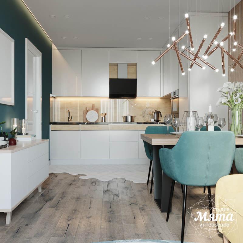 Дизайн интерьера двухкомнатной квартиры в ЖК Репин Парк img335270291