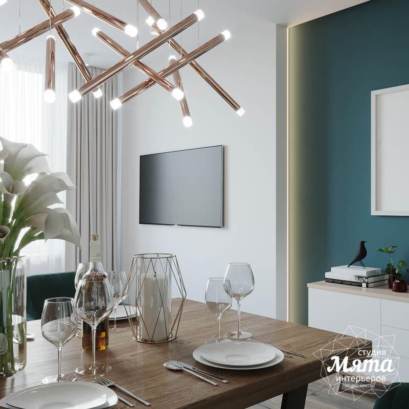 Дизайн интерьера двухкомнатной квартиры в ЖК Репин Парк img727739869