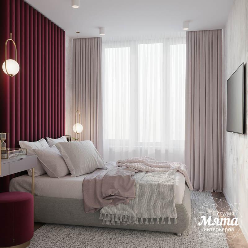 Дизайн интерьера двухкомнатной квартиры в ЖК Репин Парк img2106900826