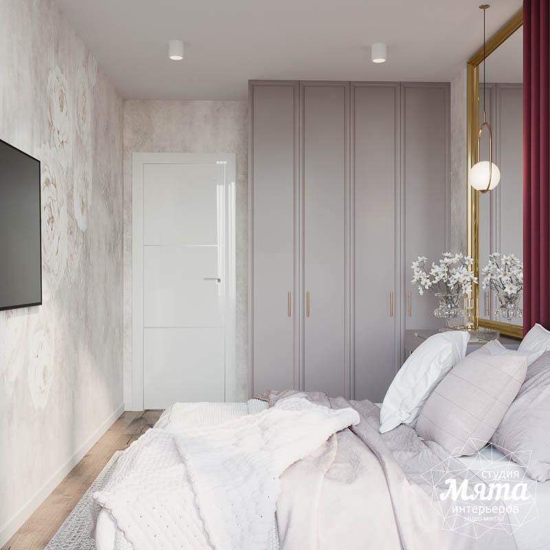Дизайн интерьера двухкомнатной квартиры в ЖК Репин Парк img1237862515