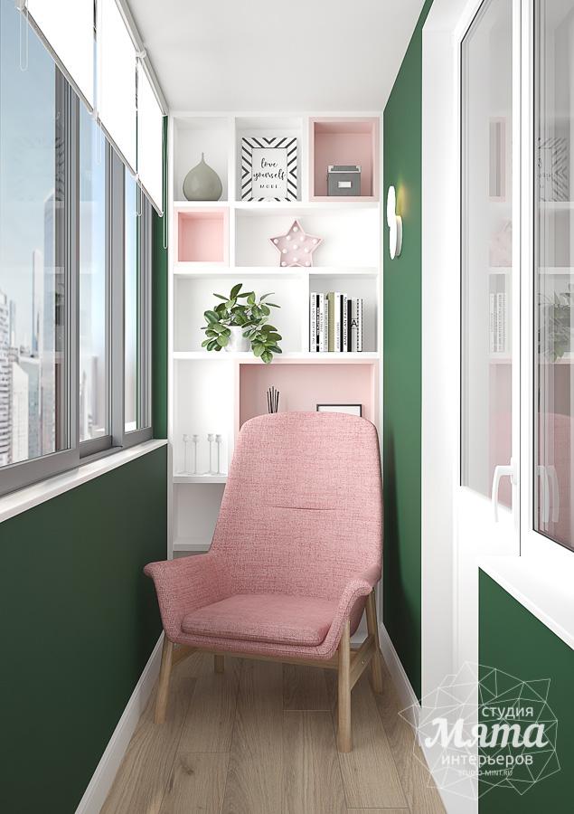 Дизайн интерьера двухкомнатной квартиры ЖК Лучи в Москве img396843414