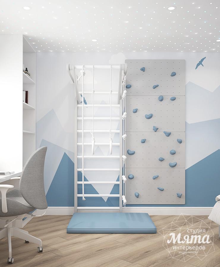 Дизайн интерьера двухкомнатной квартиры ЖК Лучи в Москве img1014260310
