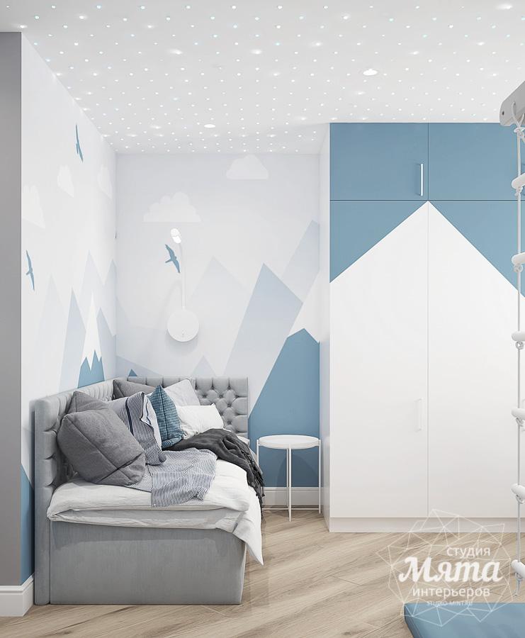 Дизайн интерьера двухкомнатной квартиры ЖК Лучи в Москве img1660461917