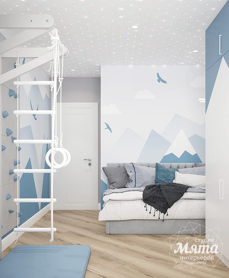 Дизайн интерьера двухкомнатной квартиры ЖК Лучи в Москве img1043588278