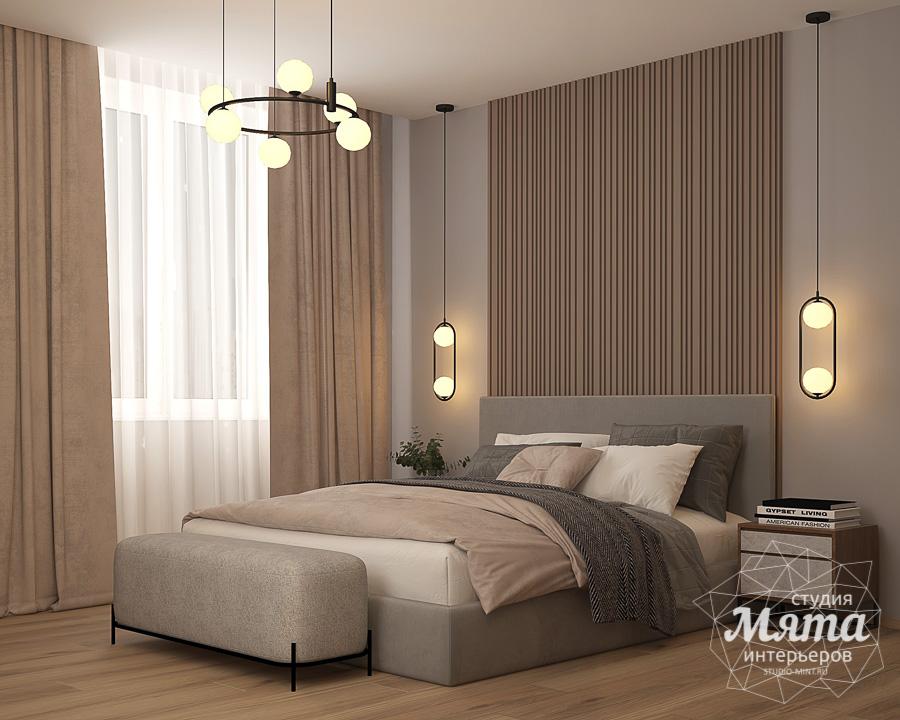 Дизайн интерьера трехкомнатной квартиры ЖК Близкий img1010049336